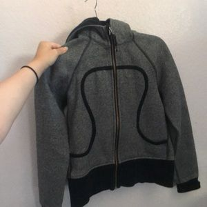 Lululemon scuba jacket